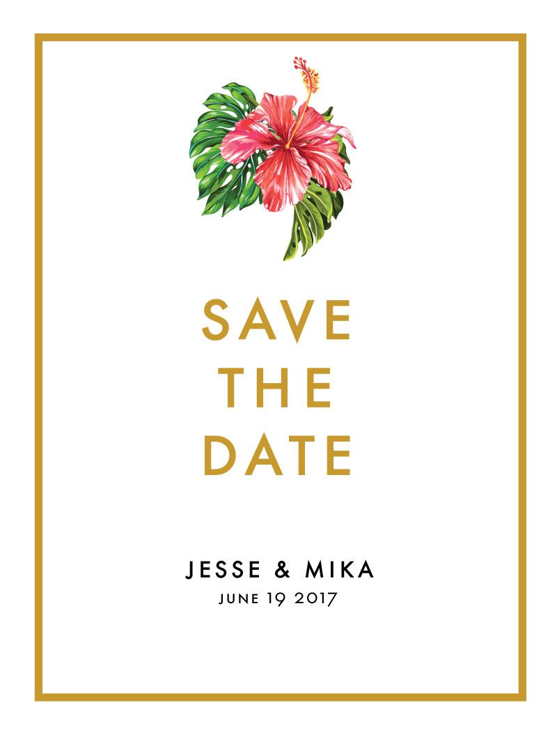 Swarga - Save The Date
