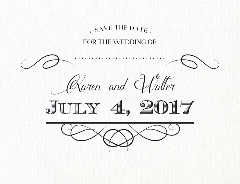 Sir Monocle - Save The Date