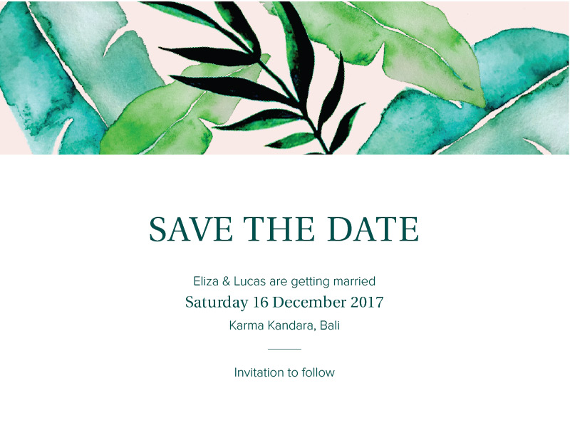 Kandara - Save The Date