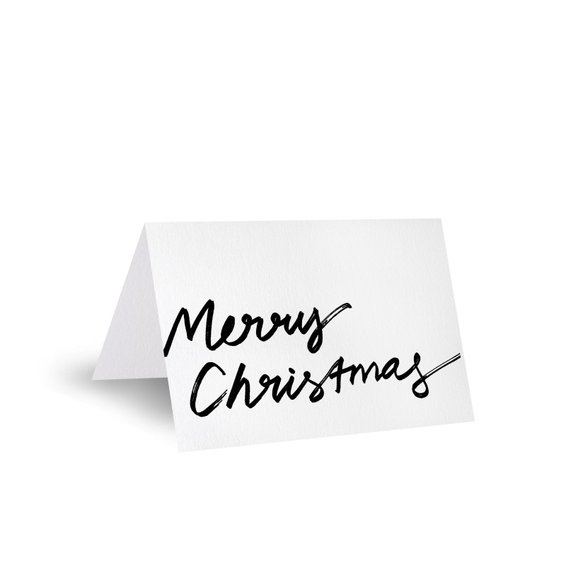 Merry Christmas - Christmas Cards
