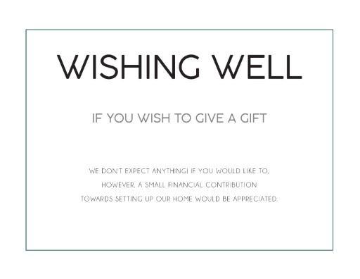 Lines - Wishing Well