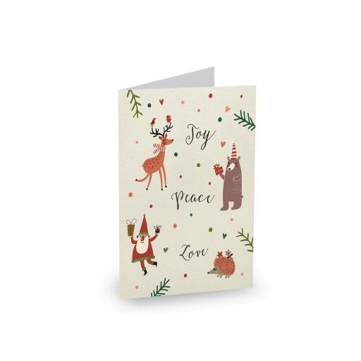 Never too old for christmas - christmas cards