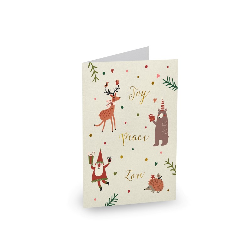 Never too old for christmas - Christmas Cards