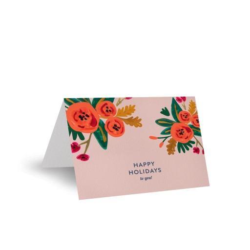 Floral Christmas - christmas cards