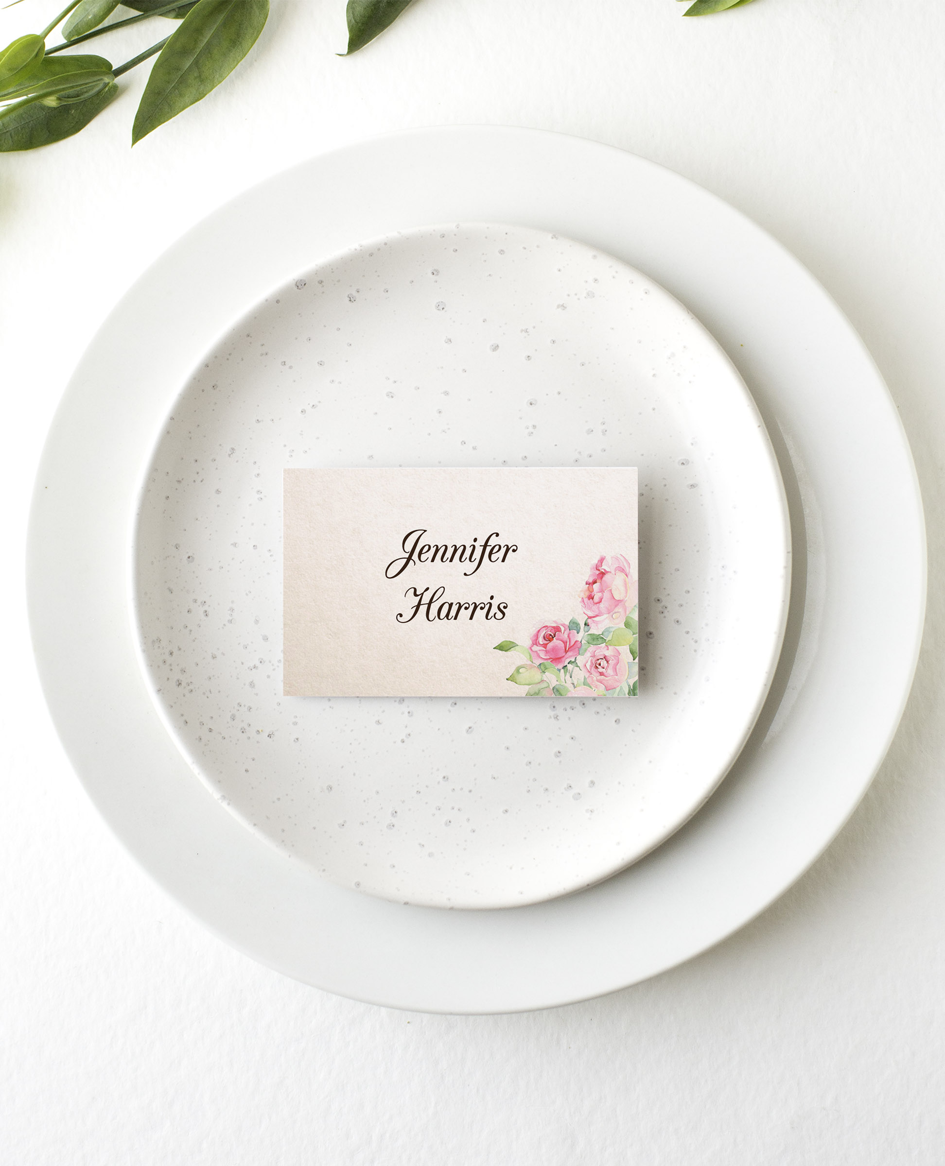 Good Spring  - Place Card
