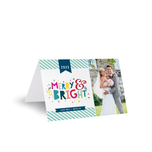 Merry and Bright - Greeting Cards