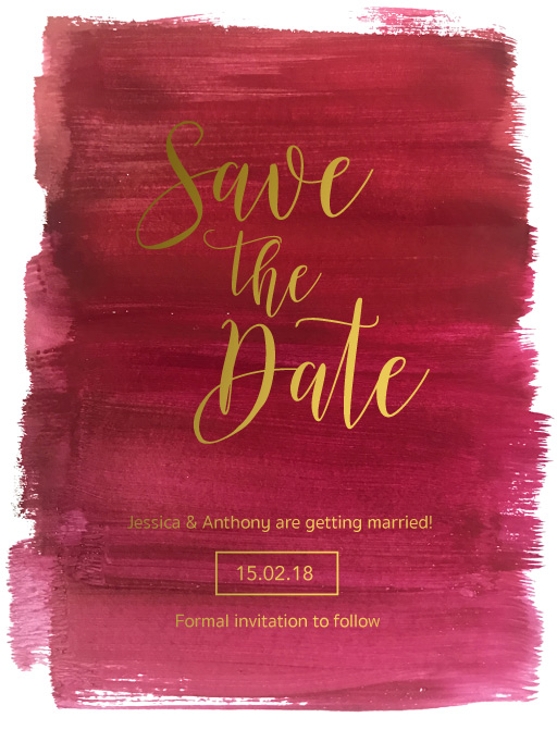 Pinot Noirs and Chardonnays - Save The Date