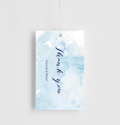Splash - gift tags