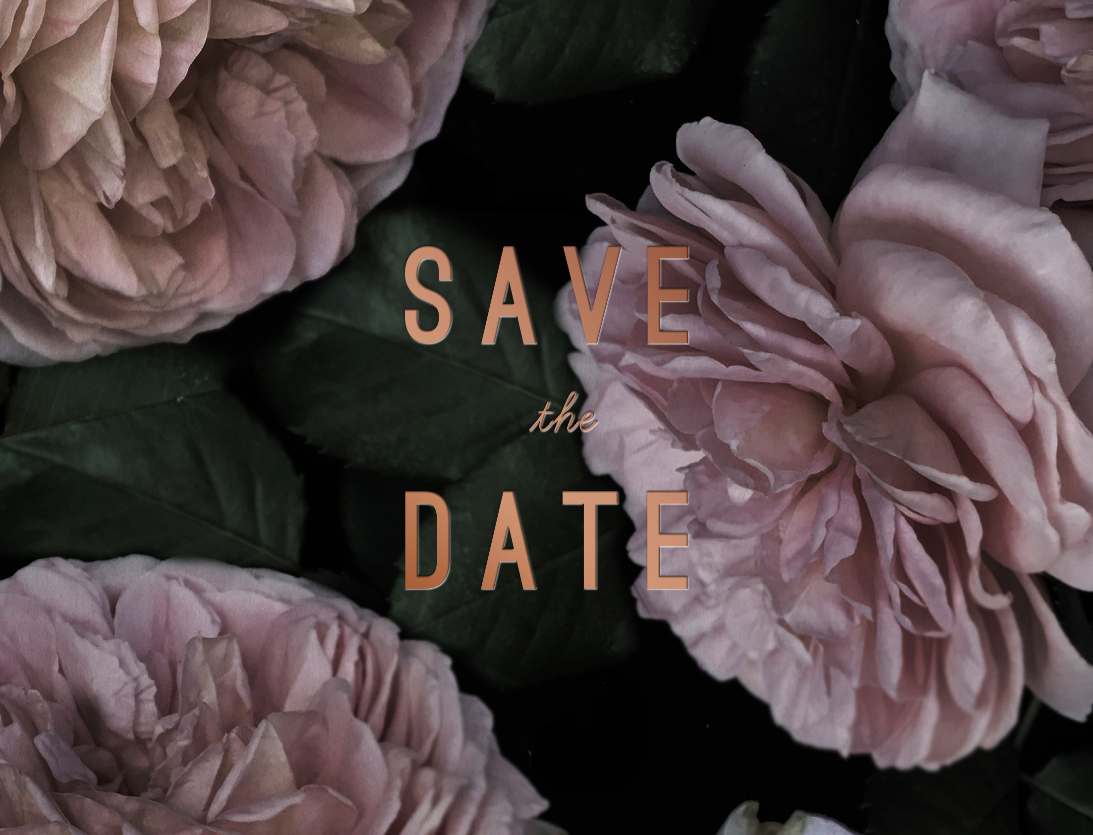 Myrtle Gentry - Save The Date