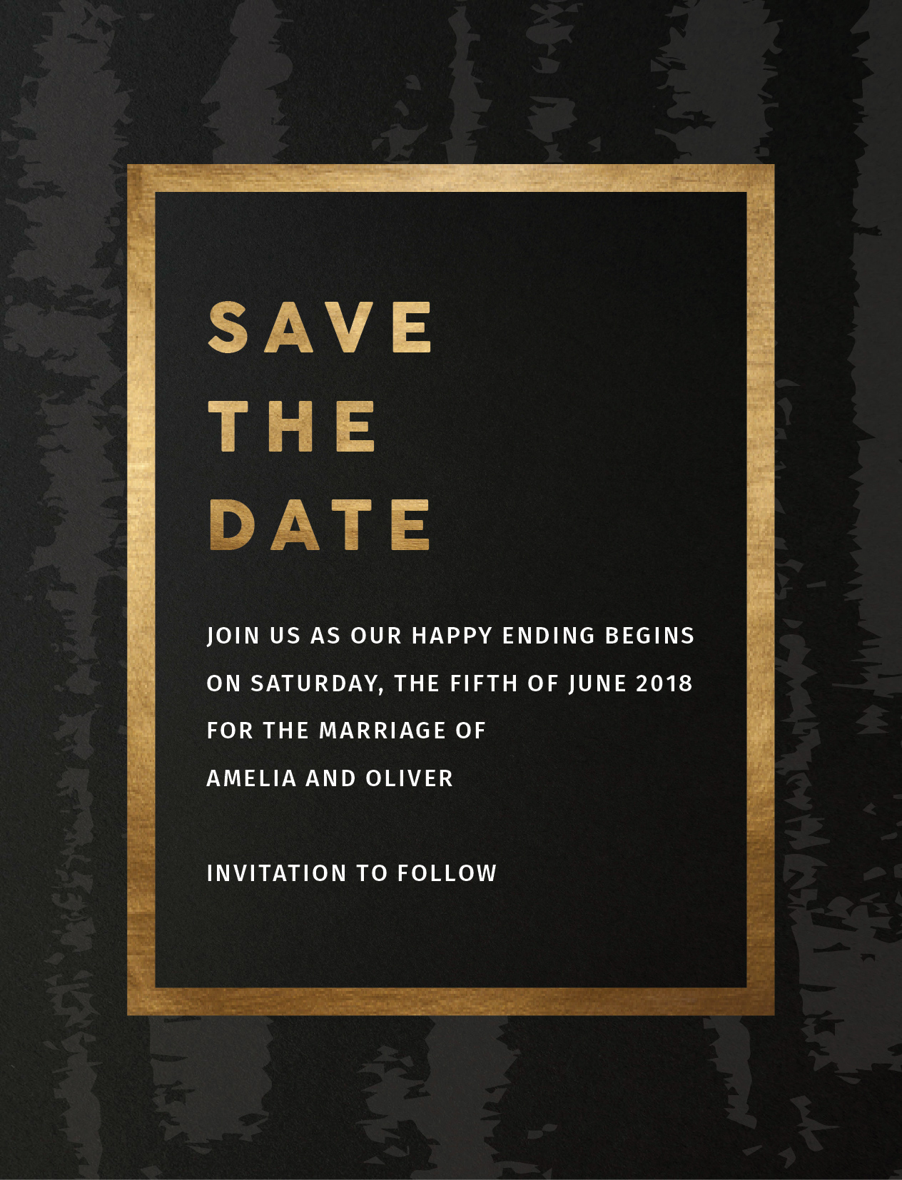 Baby Grand - Save The Date