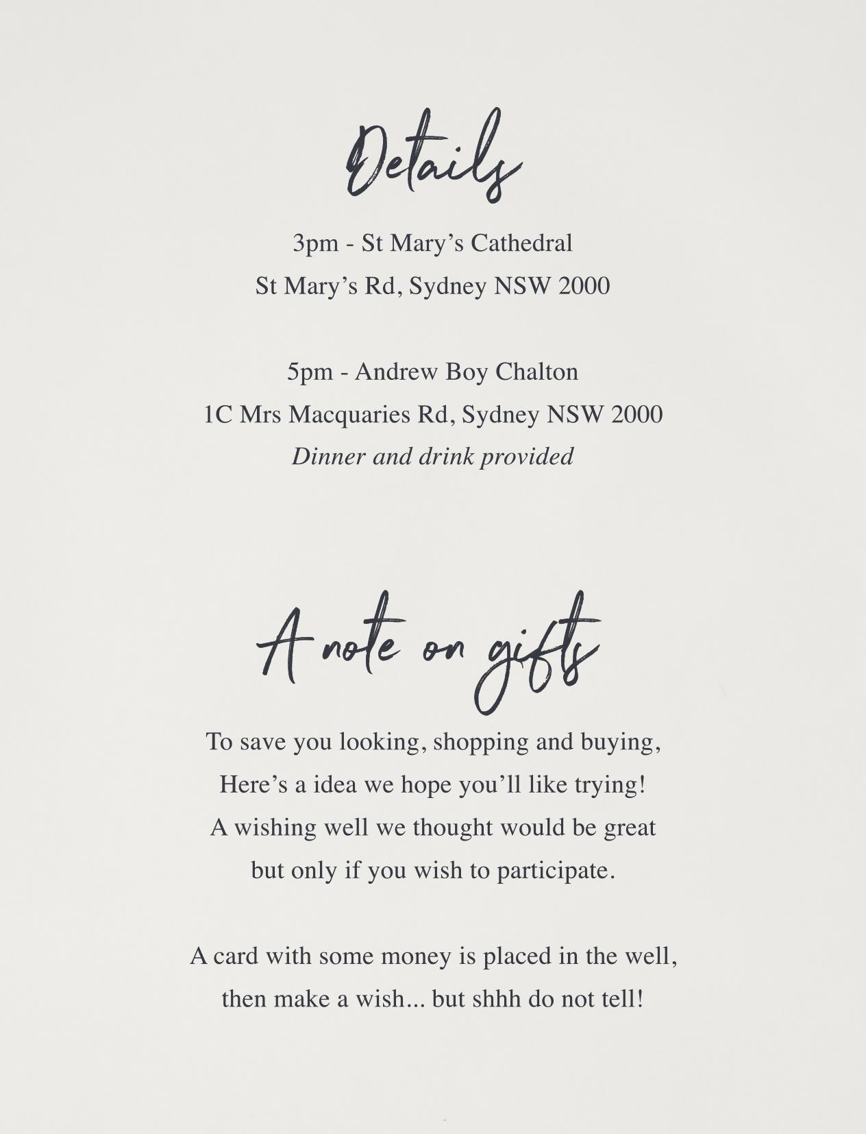 Moira Hughes Couture - Information