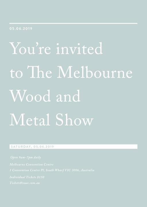 Cos - corporate event invitations