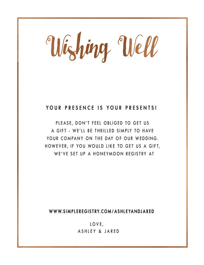 Spring Collection - Wishing Well