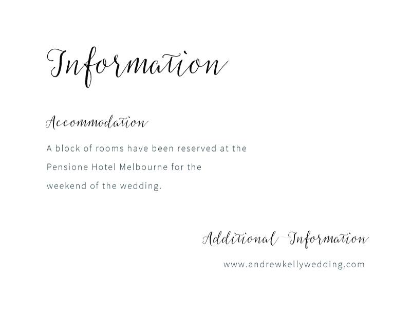 Rustic - Information