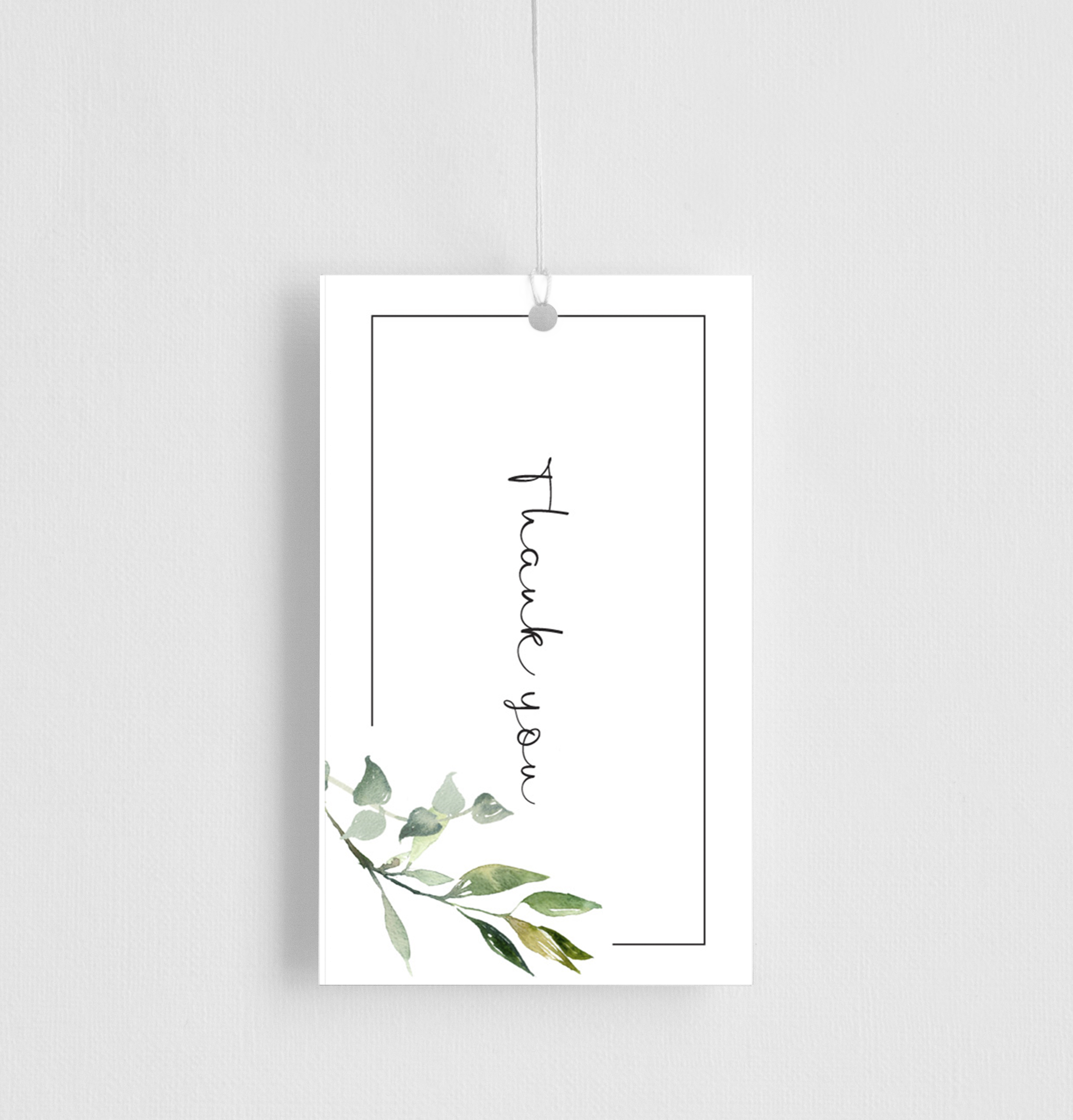Garden Window - Gift Tags