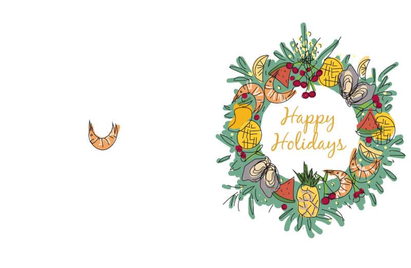 Foodies Christmas - Christmas