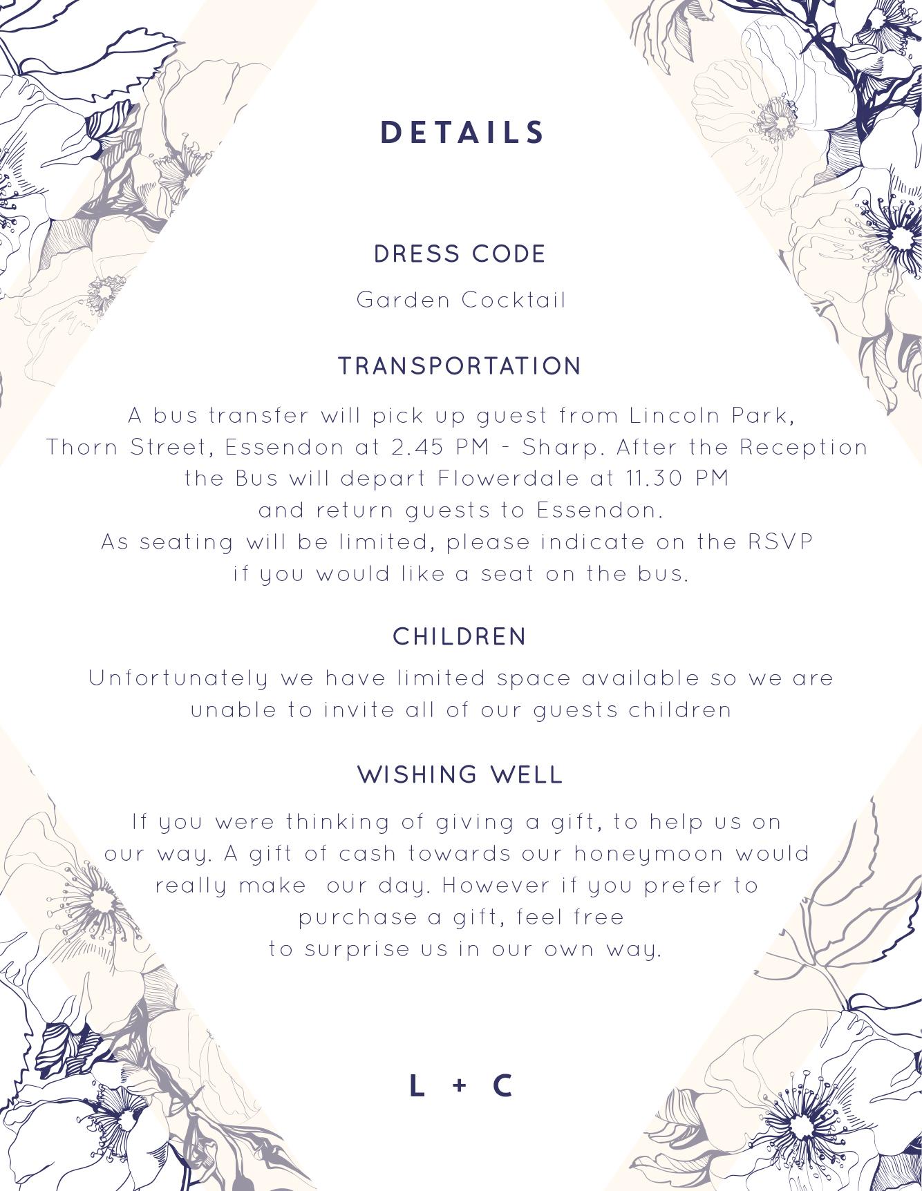 Blue Contour - Information