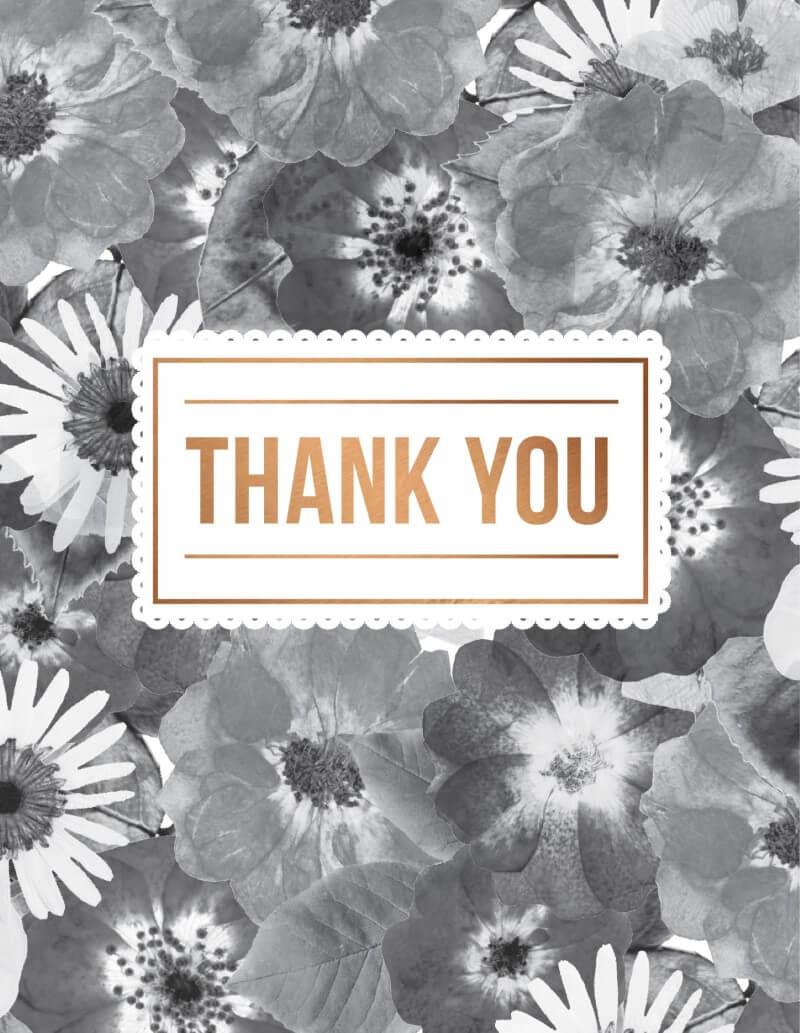 Spring Collection - Thank You