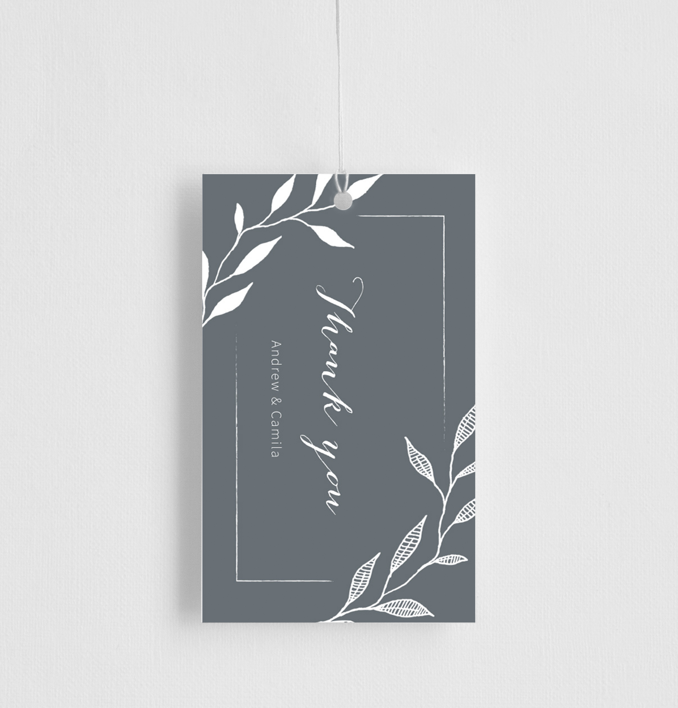Leaves - Gift Tags