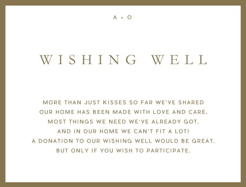 Atlas - Wishing Well