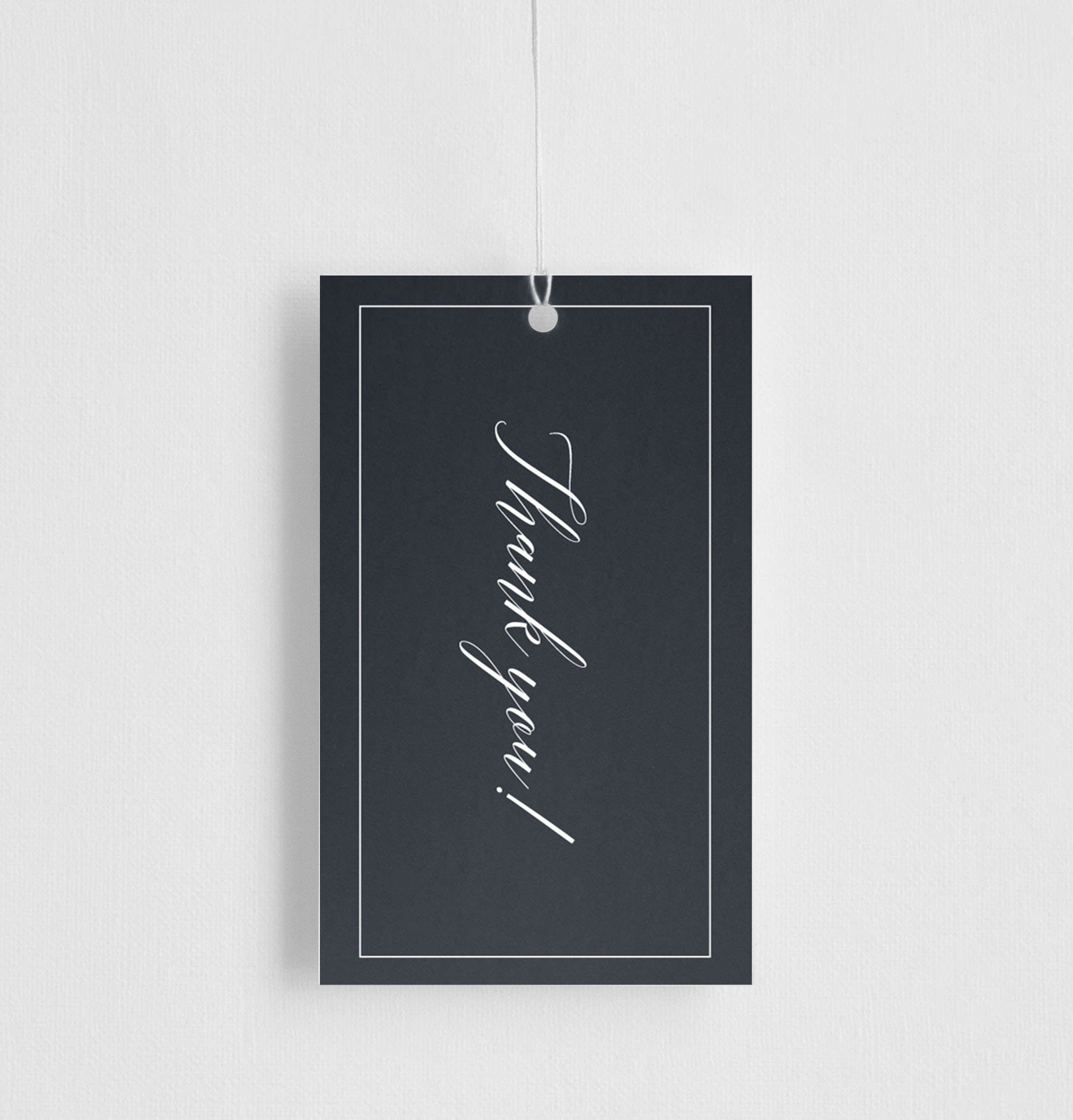 On the Day - Gift Tags