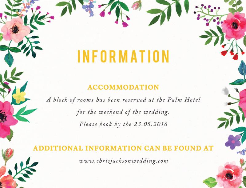 Flos Paradisi - Information