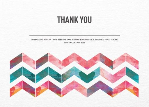Chevron - Thank You