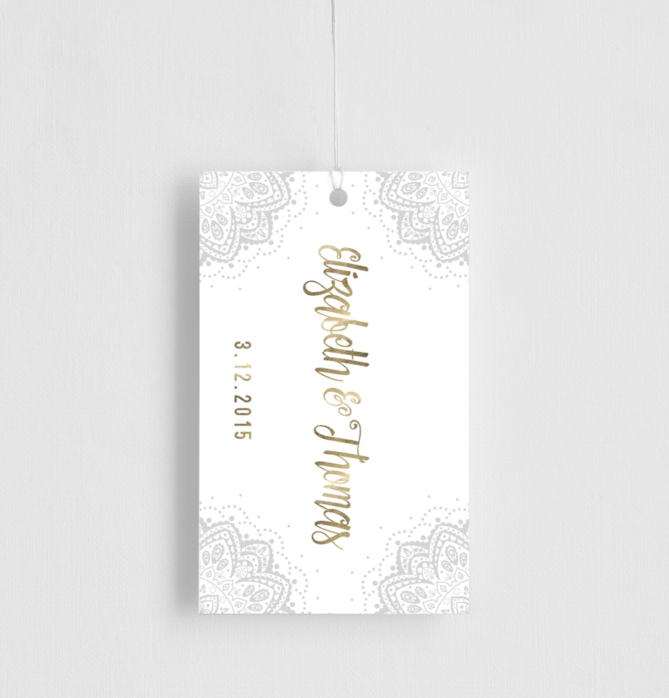 Elegant Collection - Gift Tags