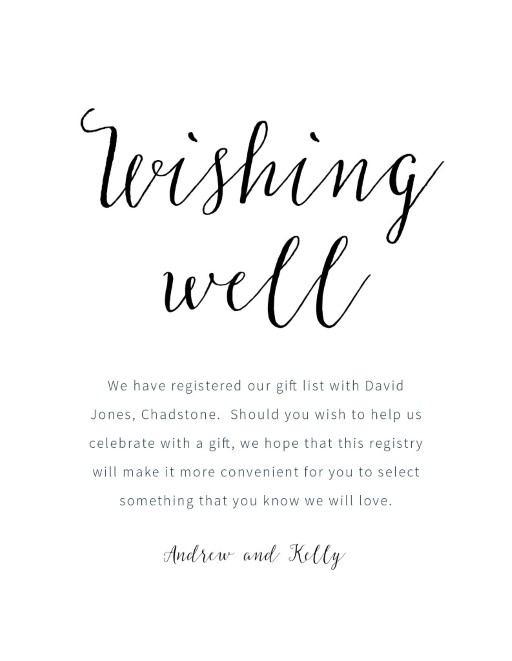 Rustic - Wishing Well
