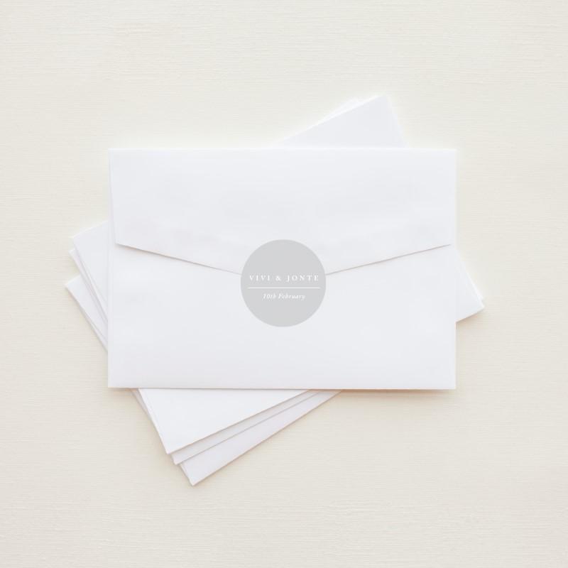 Pastel Script - Stickers