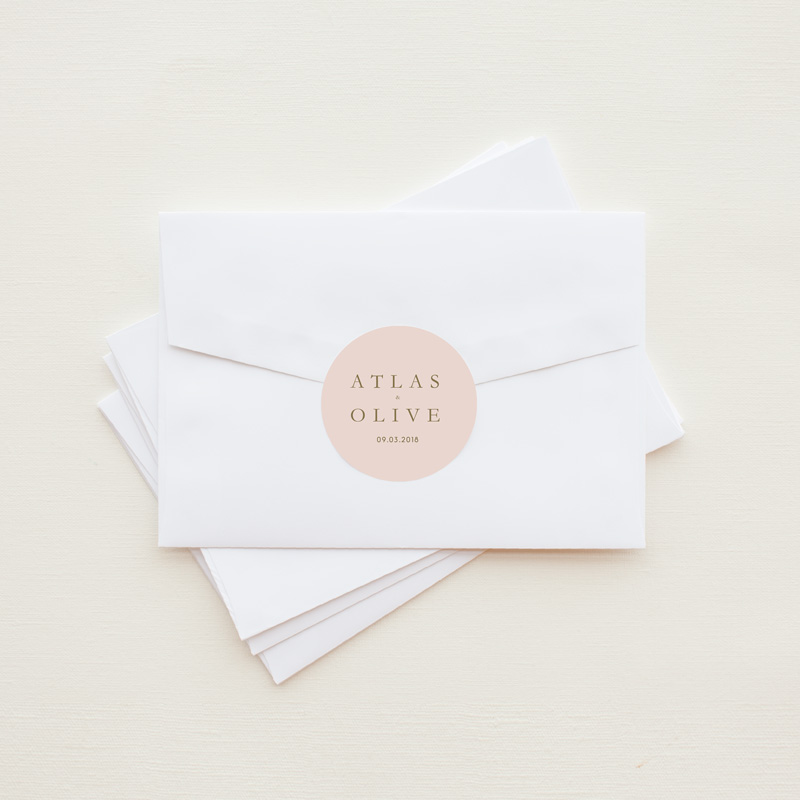 Atlas - Stickers