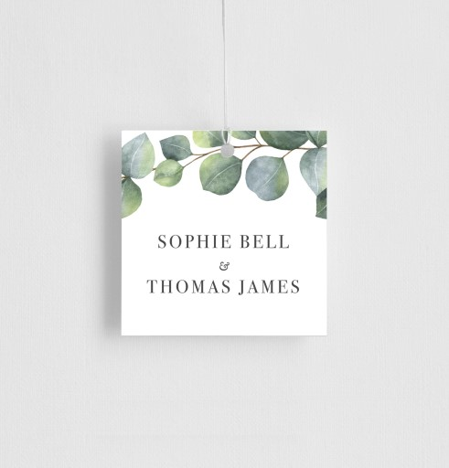 Eucalyptus - gift tags