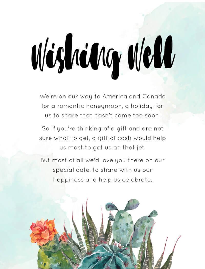 Cactus Hour - Wishing Well