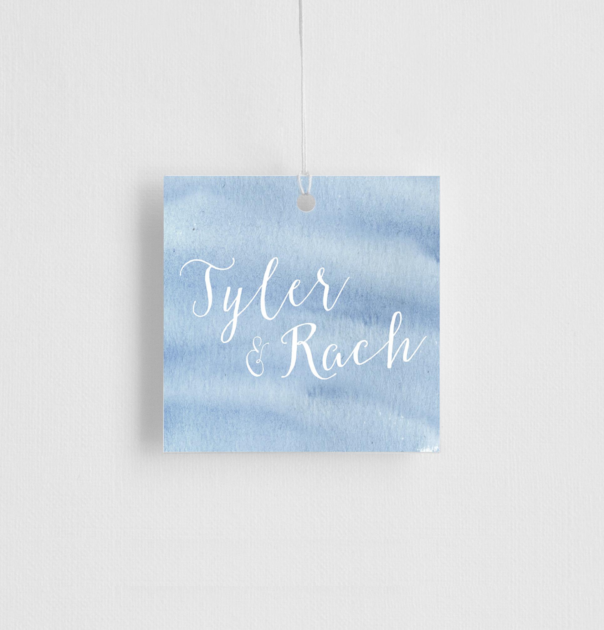 Beach - Gift Tags