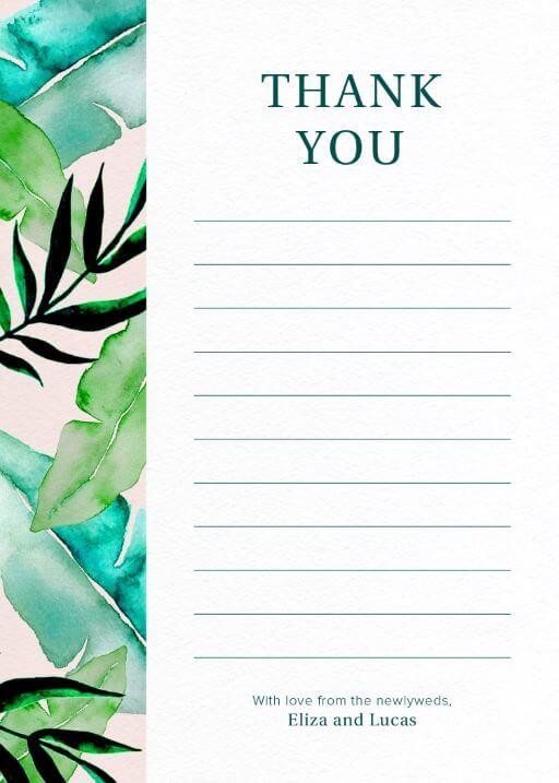 Kandara - Thank You Cards