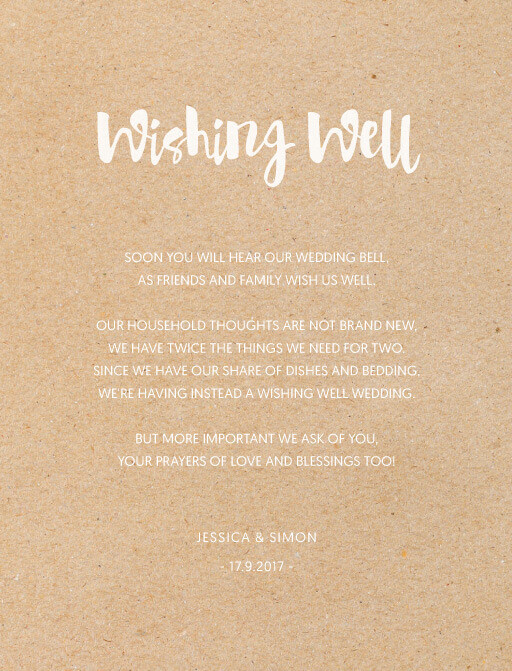 Foil Of Dreams - Wishing Well