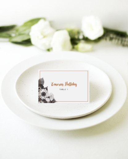 Spring Collection - Place Cards