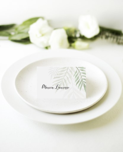 Forest Walk - Place Cards