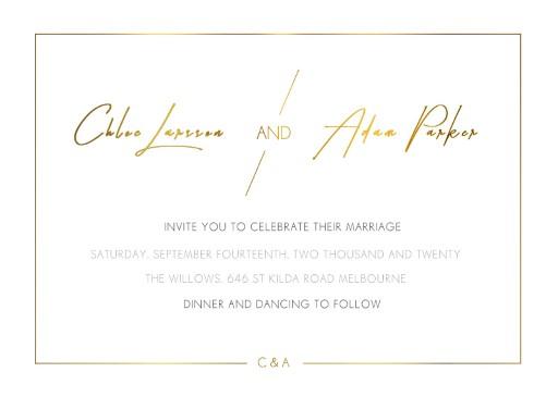 Online Wedding Invitation Wordings: Designs By Australian Designers