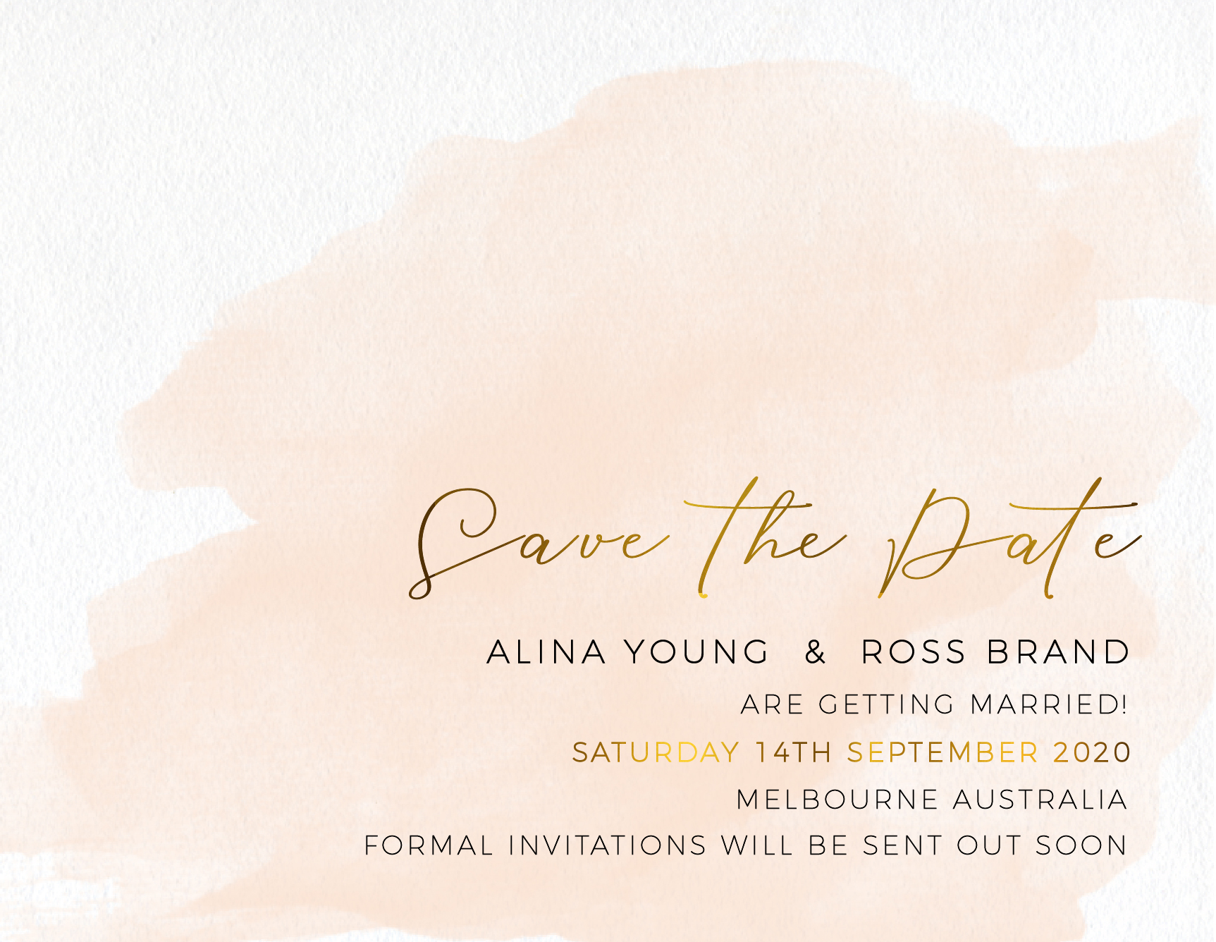 Rosey - Save The Date