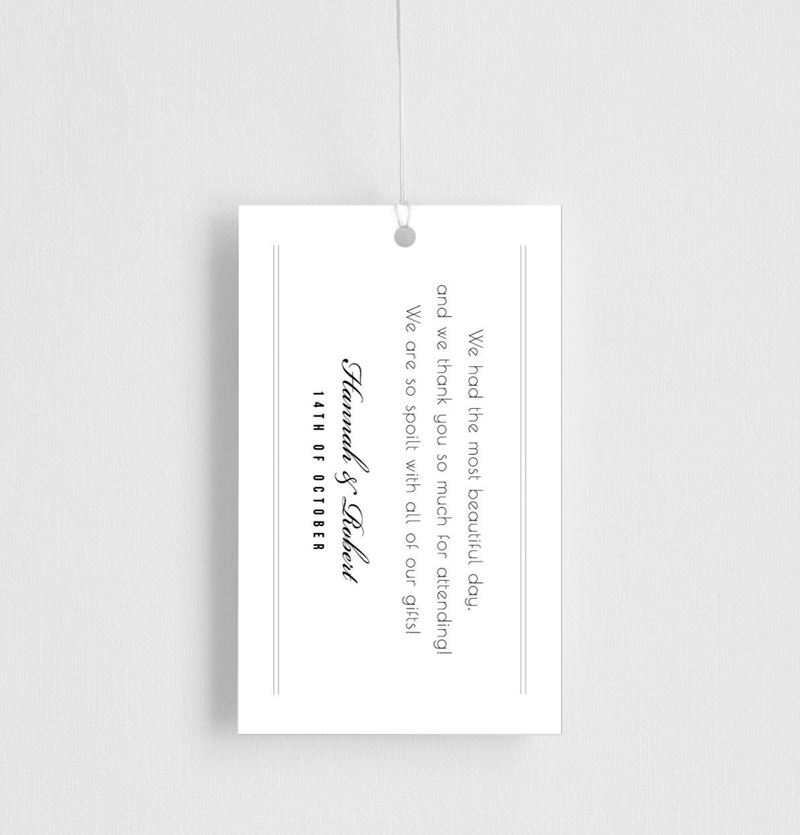 Movie Theatre - Gift Tags