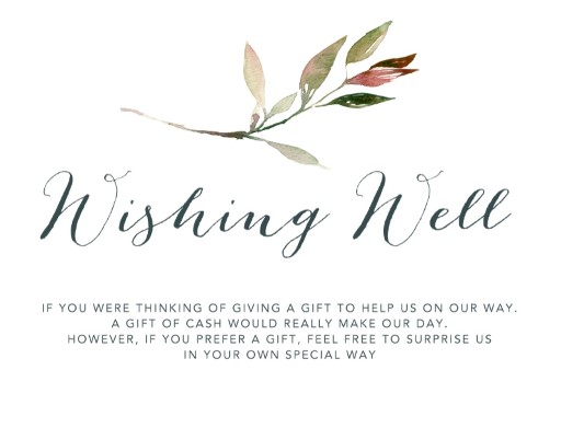 Melaleuca - Wishing Well