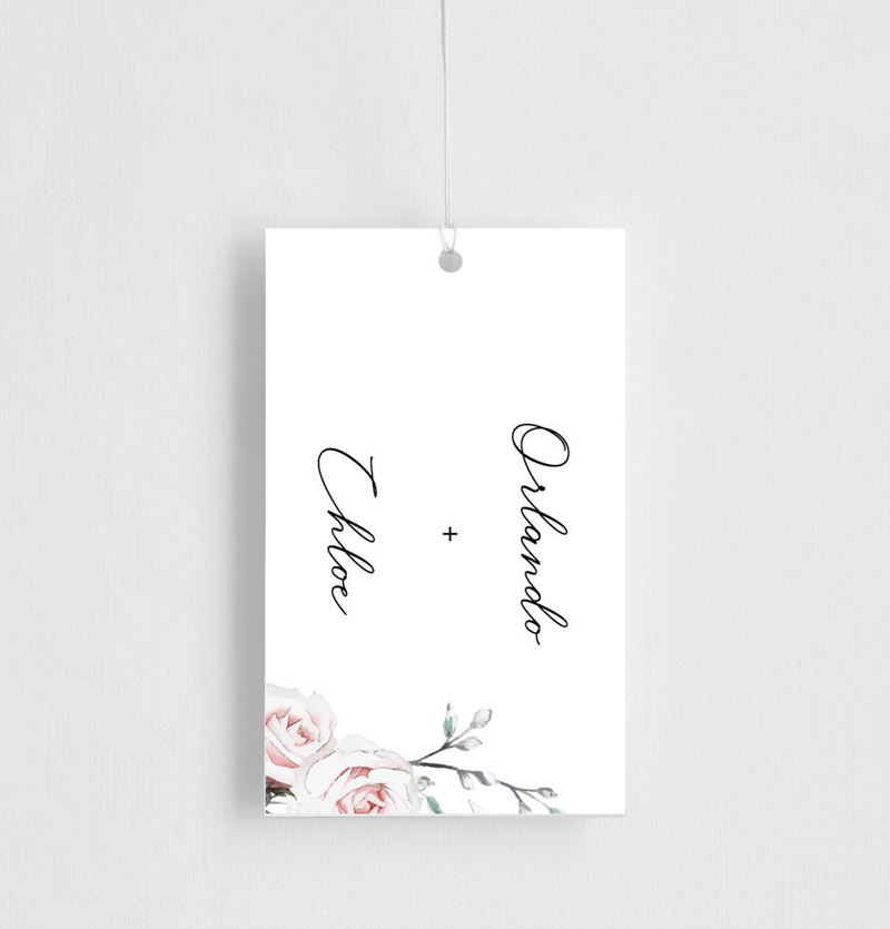 Florescence - Gift Tags