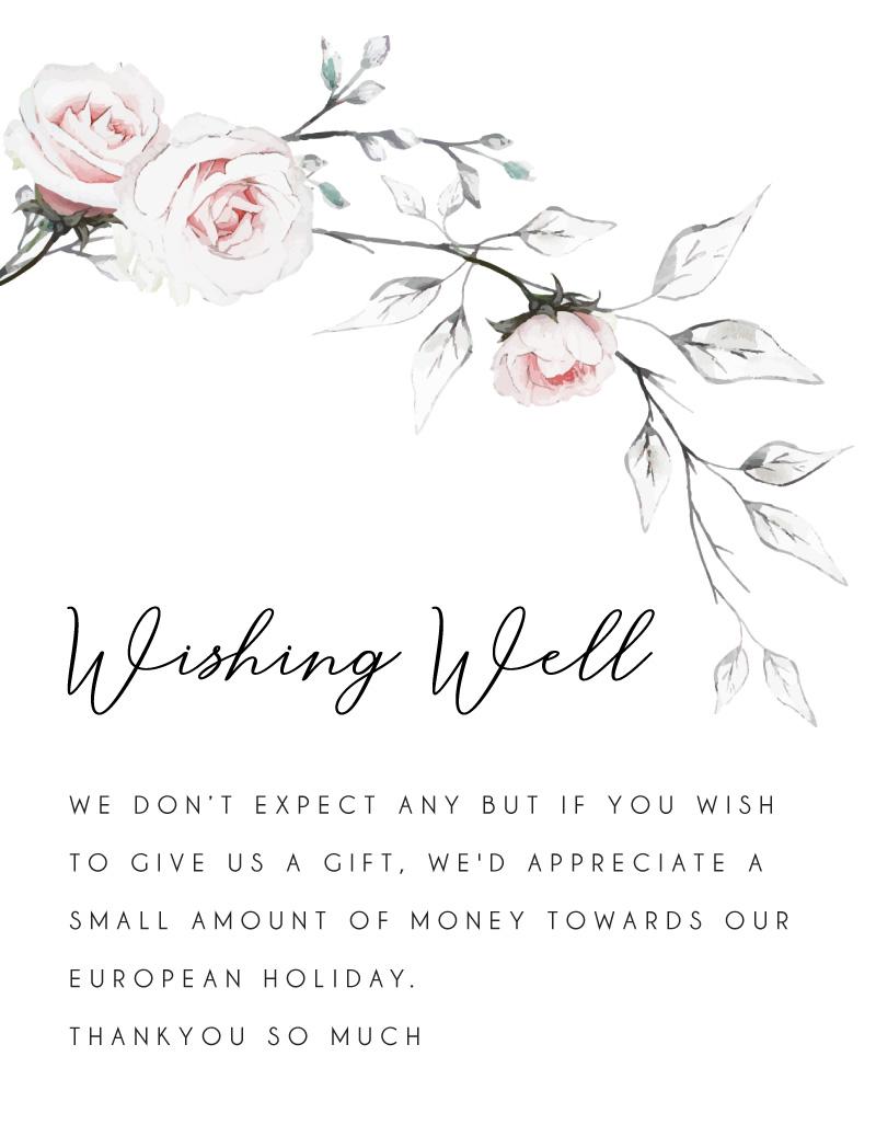 Florescence - Wishing Well