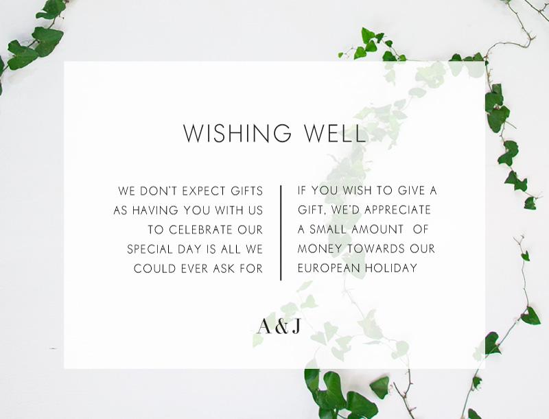 Ivy - Wishing Well