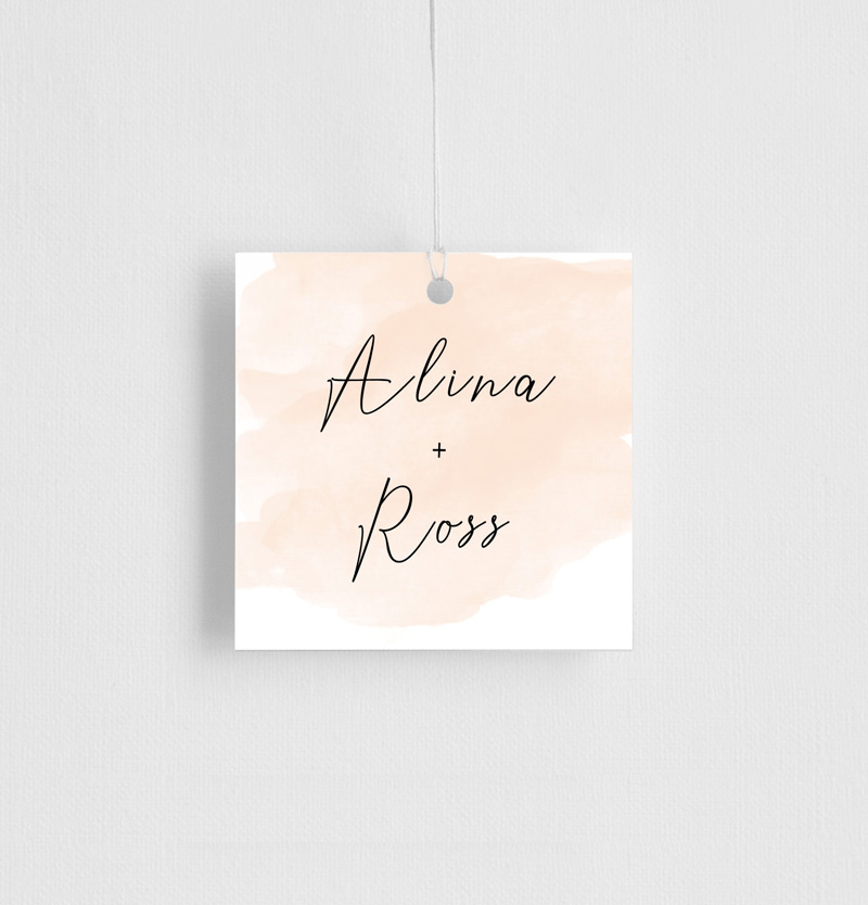 Rosey - Gift Tags