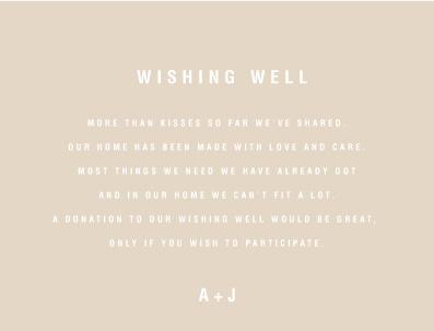 Medinilla - Wishing Well