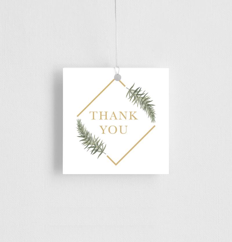 Diamond Branch - Gift Tags