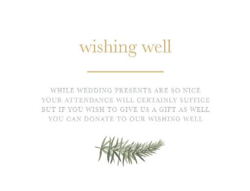 Diamond Branch - Wishing Well