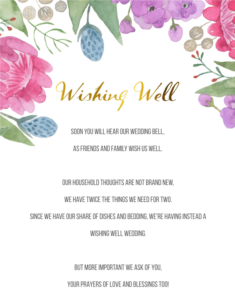Native Bloom - Wishing Well